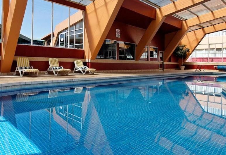 Gran Hotel Plaza Imperial, Toluca, Kapalı Yüzme Havuzu