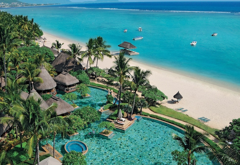 La Pirogue A Sun Resort, Flic-en-Flac, Piscina al aire libre