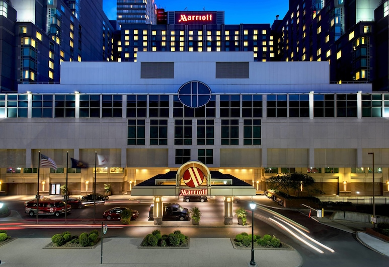 Philadelphia Marriott Downtown, Philadelphia