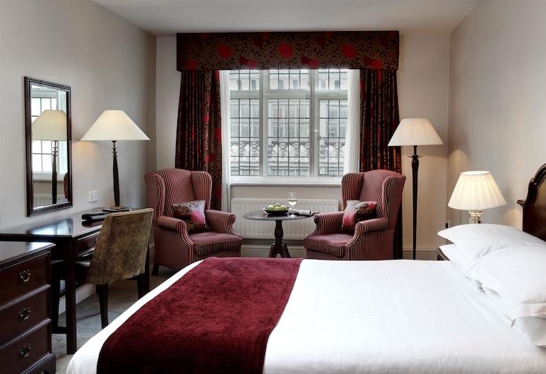 マクドナルド ニュー ブロッサムス ホテル チェスター, Chester, クラシック シングルルーム, 部屋