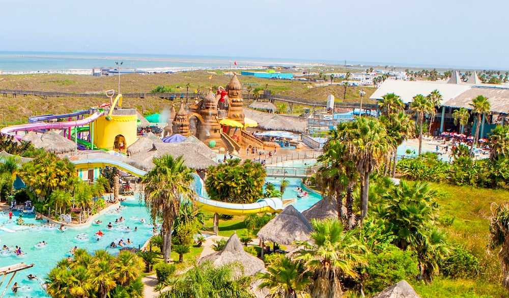 Schlitterbahn Beach Resort And Waterpark South Padre Island