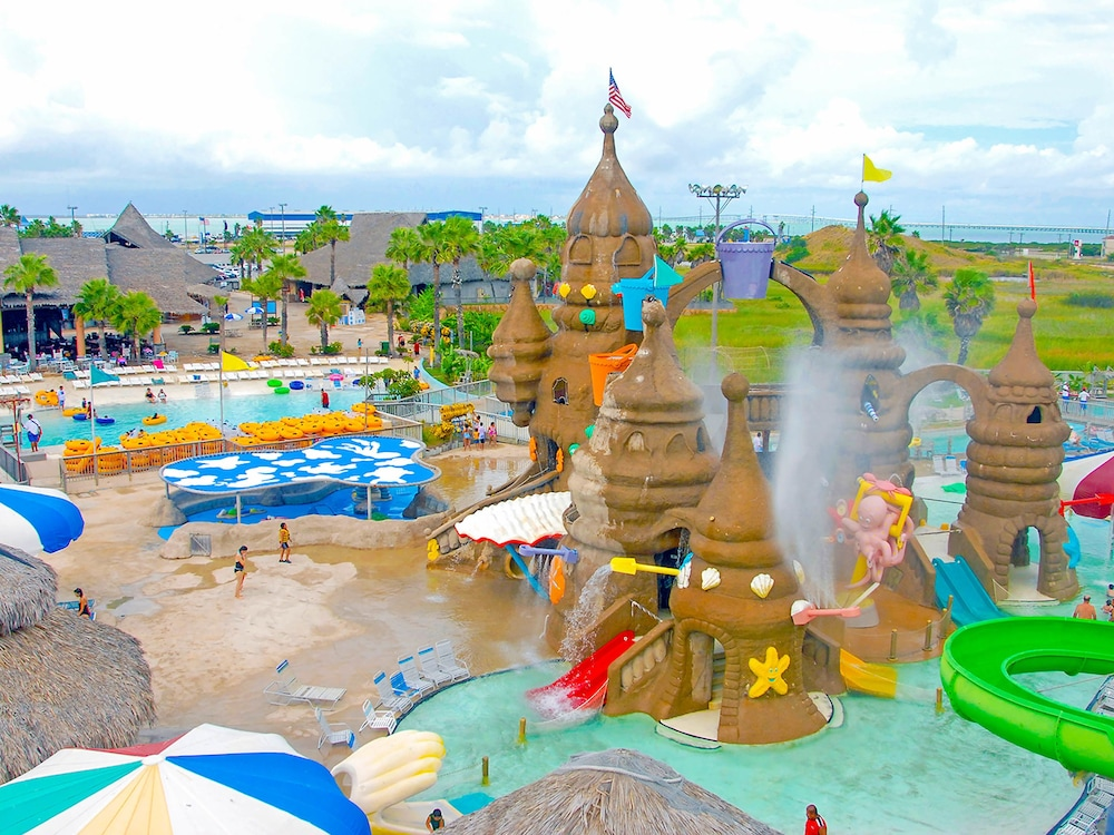Book Schlitterbahn Beach Resort And Waterpark In South Padre Island