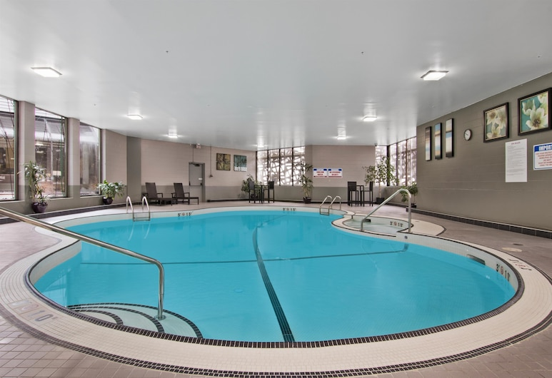 Best Western Premier Calgary Plaza Hotel & Conference Centre, Calgary, Indoor Pool