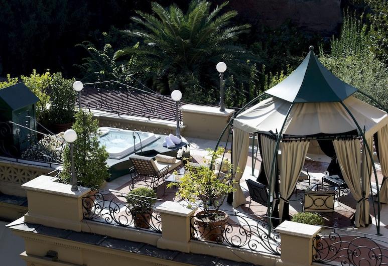 Hotel Majestic Roma, Rome, Chambre