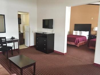 Picture of Americas Best Value Inn Romulus Detroit Airport in Romulus
