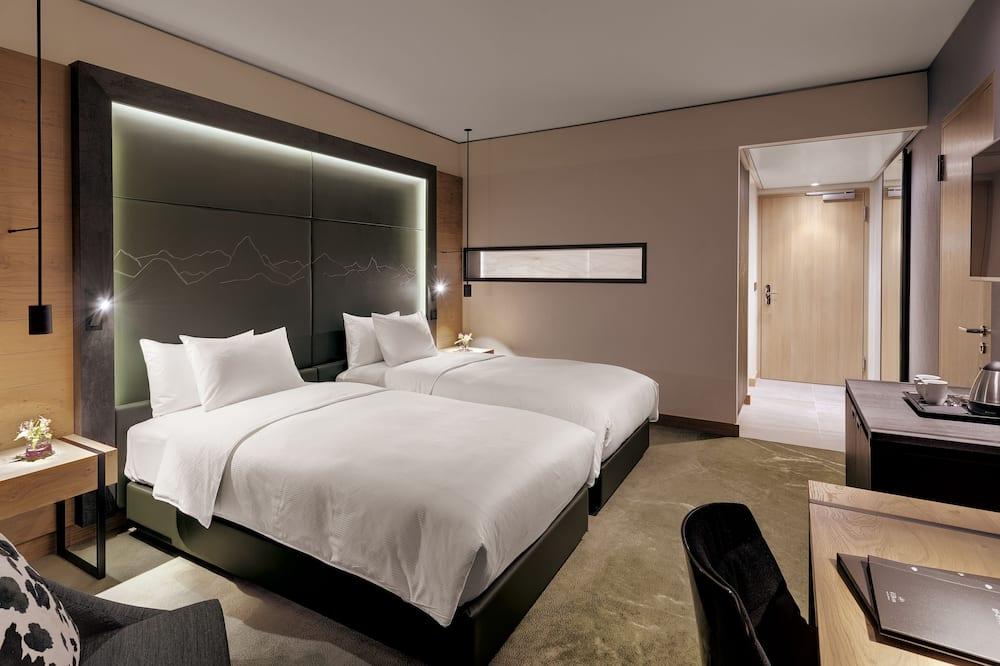 Habitación ejecutiva con 2 camas individuales, para no fumadores - Habitación