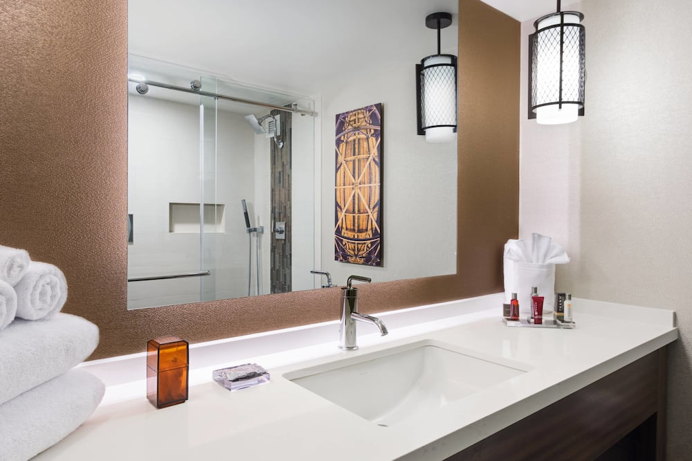 Concierge Room, ห้องพัก, เตียงคิงไซส์ 1 เตียง, ปลอดบุหรี่ - ห้องน้ำ