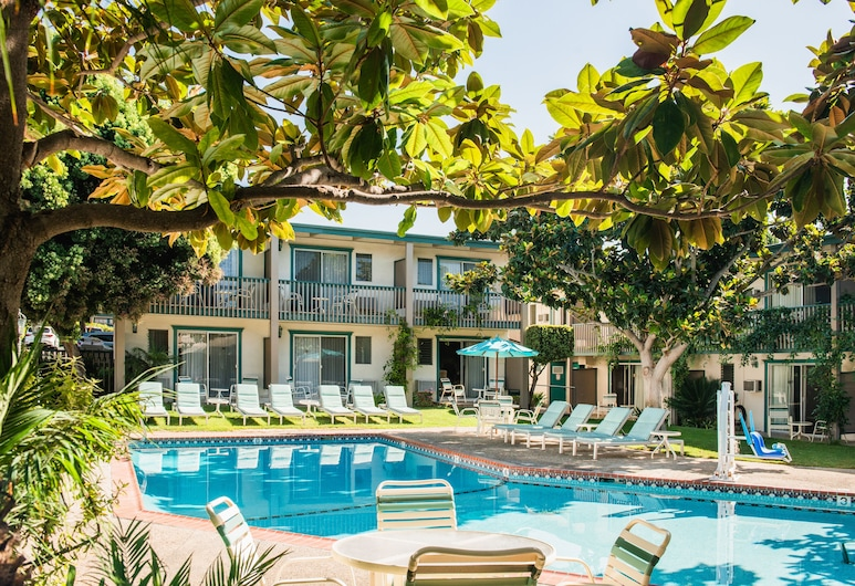 Best Western Plus Encina Inn & Suites, Santa Barbara, Pool
