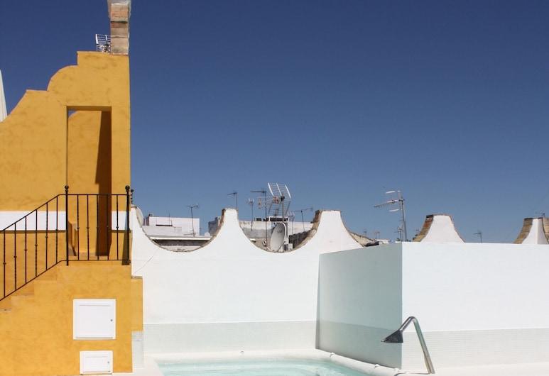 Las Casas de la Juderia, Seville, Rooftop Pool