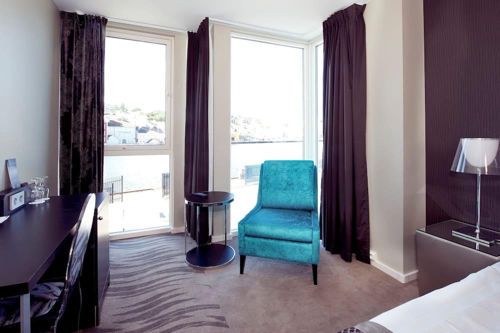 Habitación superior, 1 cama doble (Includes a light evening meal) - Habitación