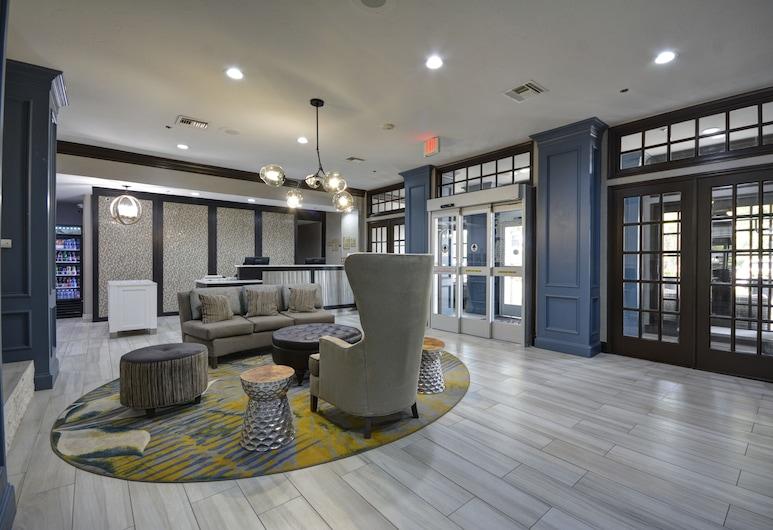 Homewood Suites by Hilton Dallas-Lewisville, Льюїсвіль, Фойє