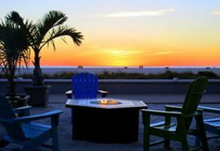 Bilmar Beach Resort, Isola del Tesoro, Spiaggia