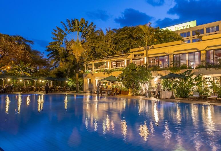 Nairobi Serena Hotel, Nairobi, Vonkajší bazén