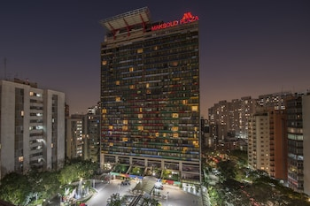 Picture of Maksoud Plaza Hotel Distributed by Accorhotels in Sao Paulo