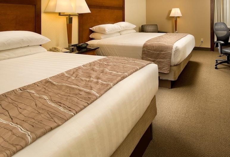 Drury Inn & Suites Springfield IL, Спрінгфілд, Номер «Делюкс», 2 ліжка «квін-сайз», холодильник та мікрохвильова піч (Upper Floor), Номер