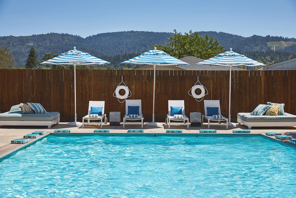 Calistoga Motor Lodge and Spa, Calistoga