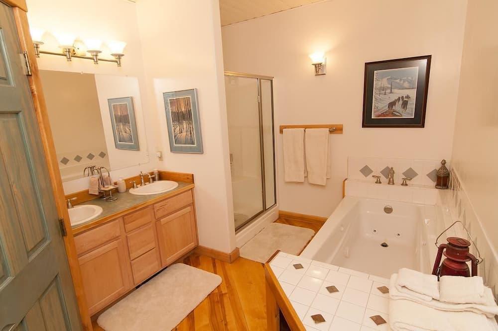 Iditarod Room - ห้องน้ำ