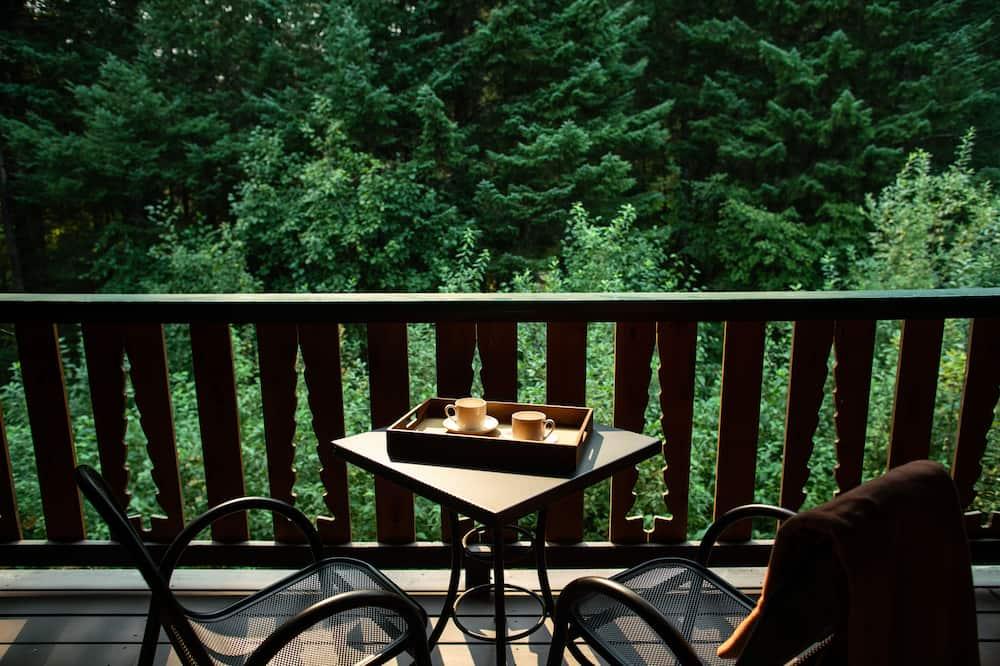 豪華客房, 2 張加大雙人床, 陽台 - 陽台景觀