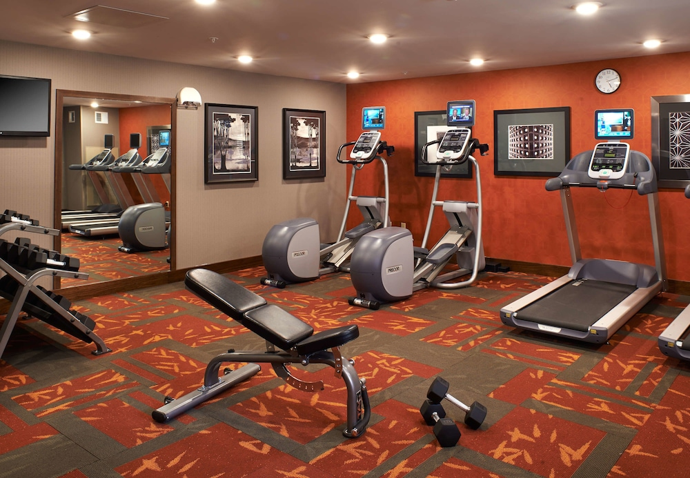 Luxury Gym America Ann Arbor