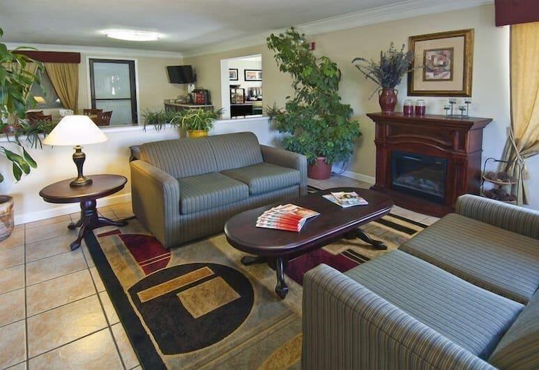 Days Inn by Wyndham Gonzales, Gonzales, Lobby