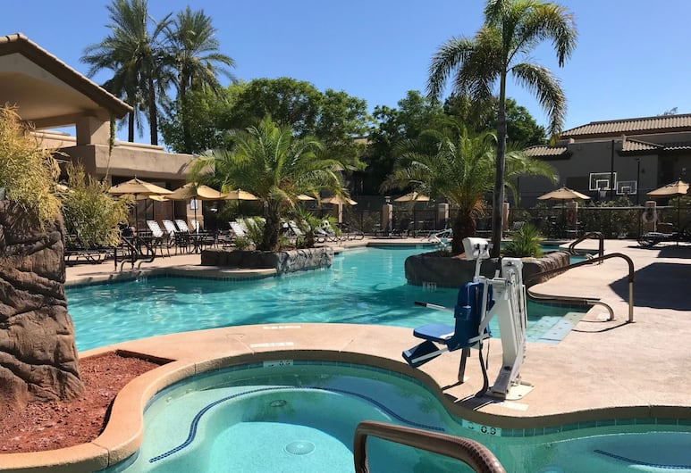 Scottsdale Villa Mirage by Diamond Resorts, Scottsdale, Piscina