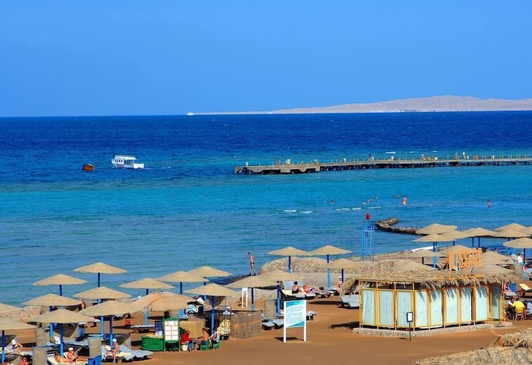 Long Beach Resort, Hurghada, Praia