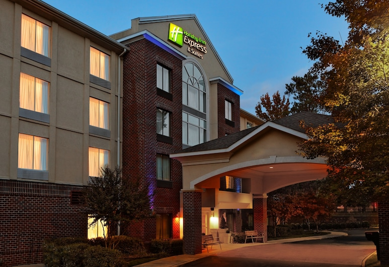 Holiday Inn Express Hotel & Suites Richmond-Brandermill, Midlothian, Ārpuse