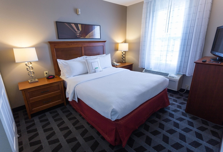 TownePlace Suites by Marriott Sunnyvale Mountain View, Sunnyvale, Chambre