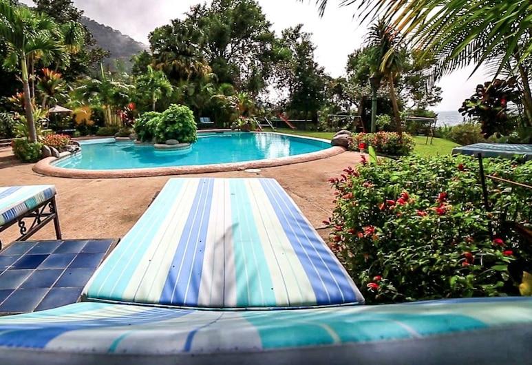 Hotel San Buenaventura De Atitlan, Panajachel, Outdoor Pool
