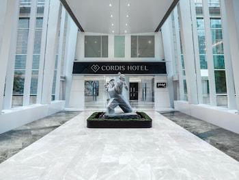 九龍香港康得思酒店的圖片