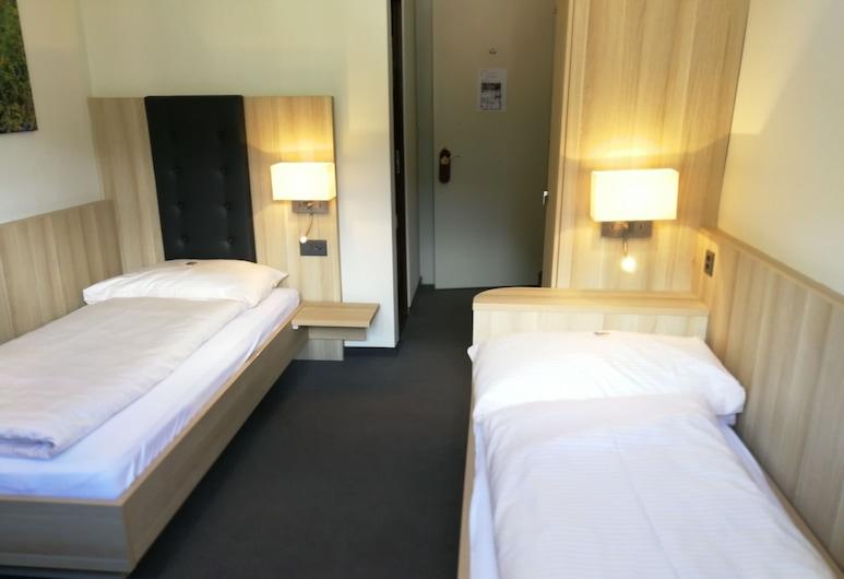Hotel Lötschberg, Interlaken, Zweibettzimmer, Zimmer