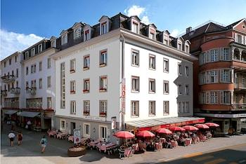 Фото Hotel Weisses Kreuz у місті Інтерлакен
