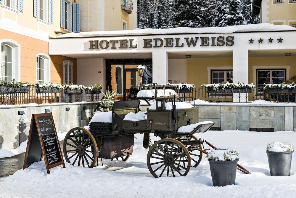 雪絨花瑞士品質酒店, Sils im Engadin-Segl
