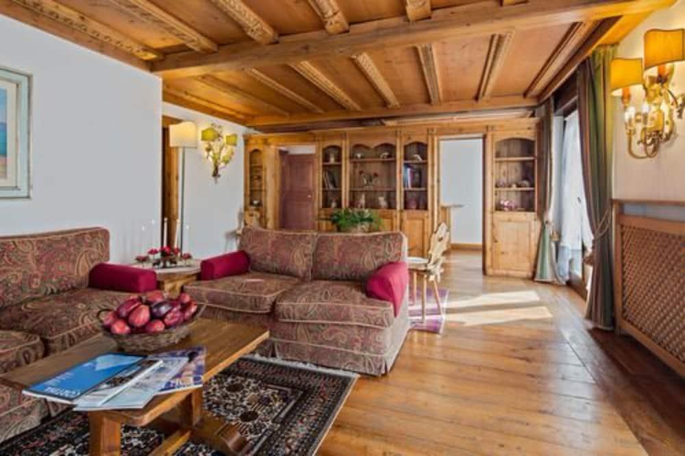 Suite superior, 2 habitaciones - Sala de estar