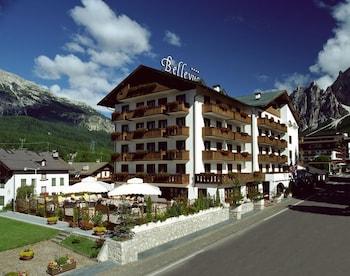 Cortina d'Ampezzo — zdjęcie hotelu Hotel Bellevue Suites & SPA