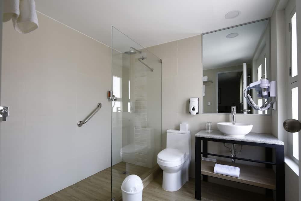 Dvojlôžková izba typu City - Kúpeľňa