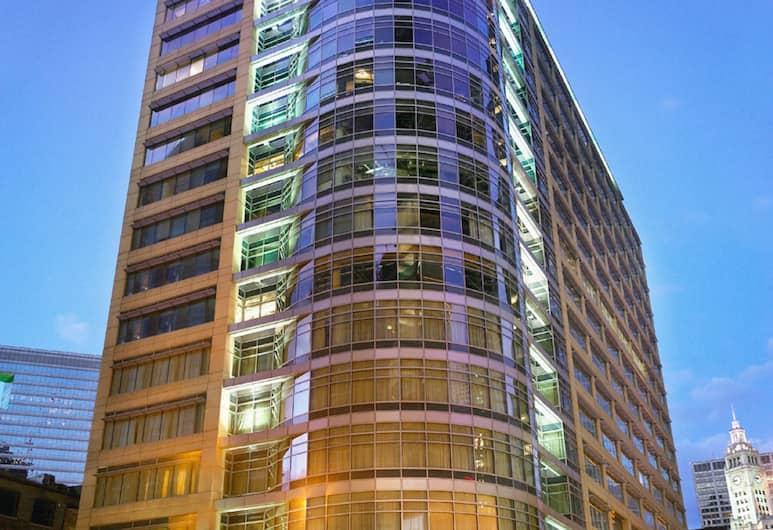 Kinzie Hotel, Chicago, Hotel homlokzata - este/éjszaka