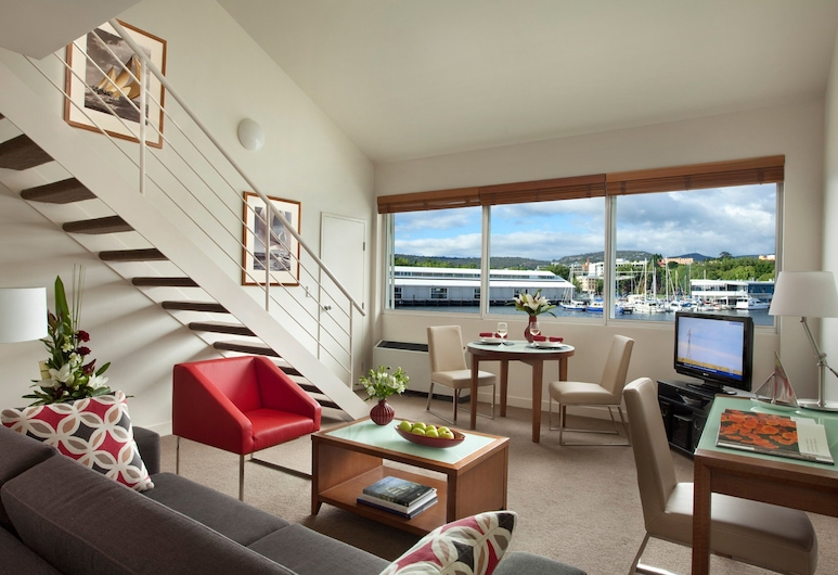 Somerset on the Pier Hobart, Hobart, Executive Room, 1 Bedroom, Room