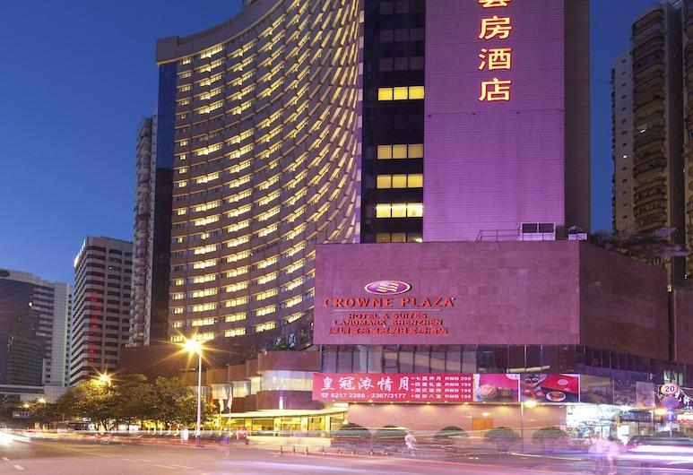 Crowne Plaza Hotel & Suites Landmark Shenzhen, Shenzhen, Exterior