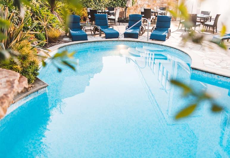 The Club Hotel and Spa, St. Helier, Venkovní bazén