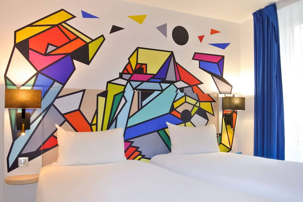 Standard Room, 2 Single Beds - Guest Room