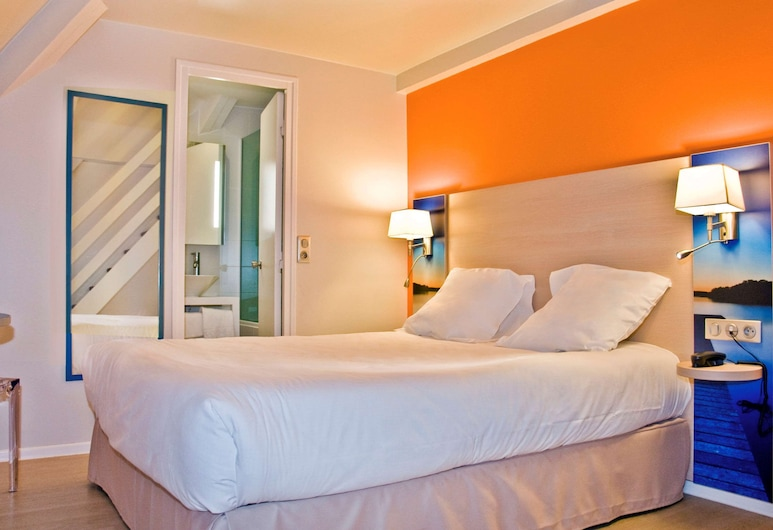 ibis Styles Paris Maine Montparnasse, Paryžius, Standartinio tipo dvivietis kambarys, 1 standartinė dvigulė lova, Svečių kambarys