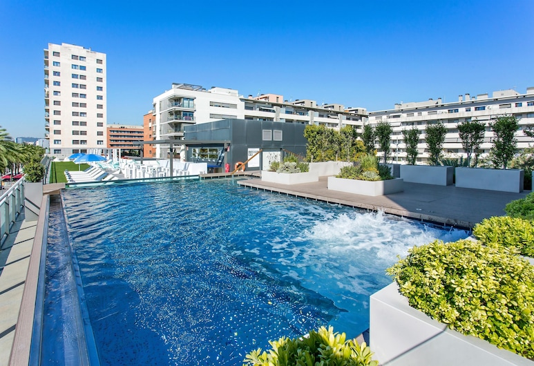 Occidental Atenea Mar - Adults Only, Barcelona, Pool