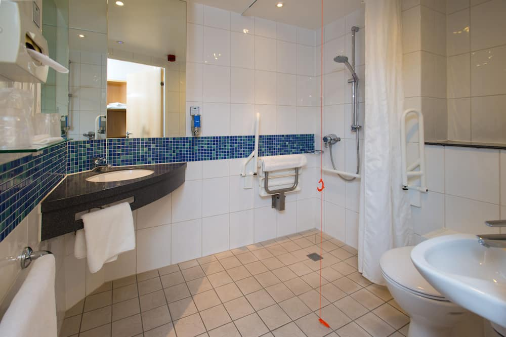 Camera, 2 letti singoli, accessibile ai disabili (Wheelchair) - Bagno