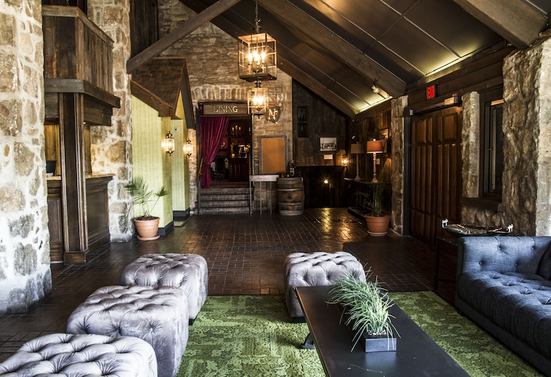 Old Stone Inn Boutique Hotel, Niagara Falls, Recepción