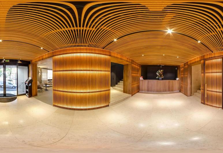 Hotel Dom Carlos Park, Lisbona, Reception