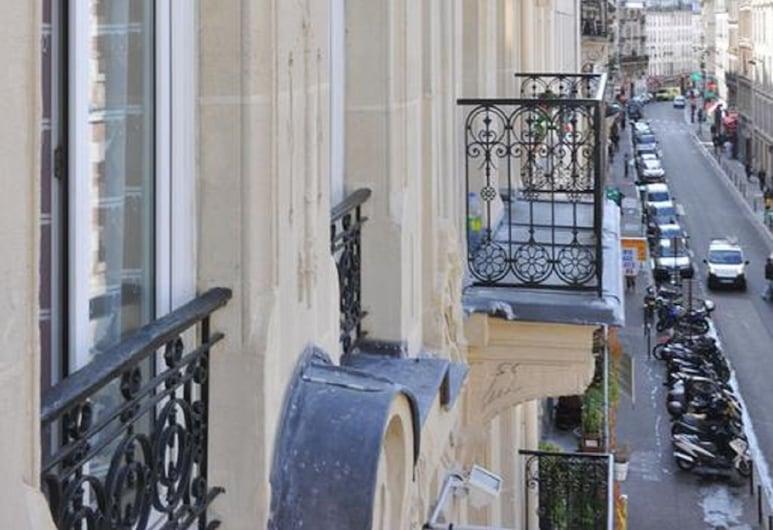 Hotel Altona, Paris, Hotellfasad