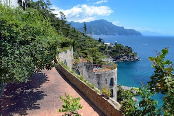Foto van Il Saraceno Grand Hotel in Amalfi