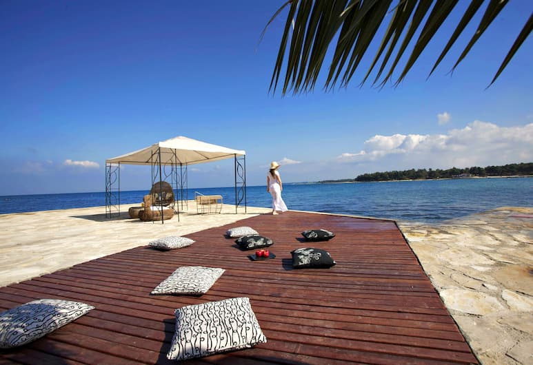 Hotel Sol Umag For Plava Laguna, Умаг, Пляж