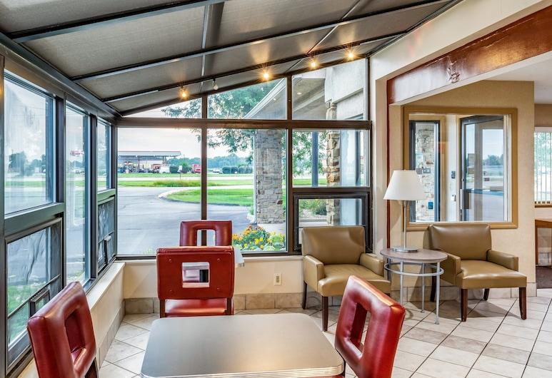 Red Roof Inn Columbus - Taylorsville, Taylorsville, Predvorje